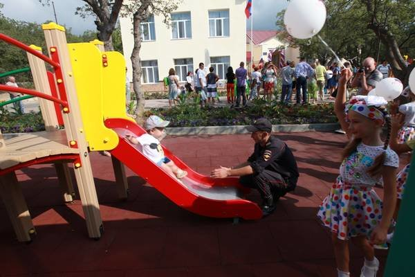 В посёлке Кацивели после капитального ремонта открыли детский сад, фото-2