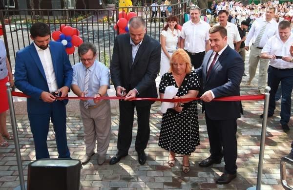В посёлке Кацивели после капитального ремонта открыли детский сад, фото-1