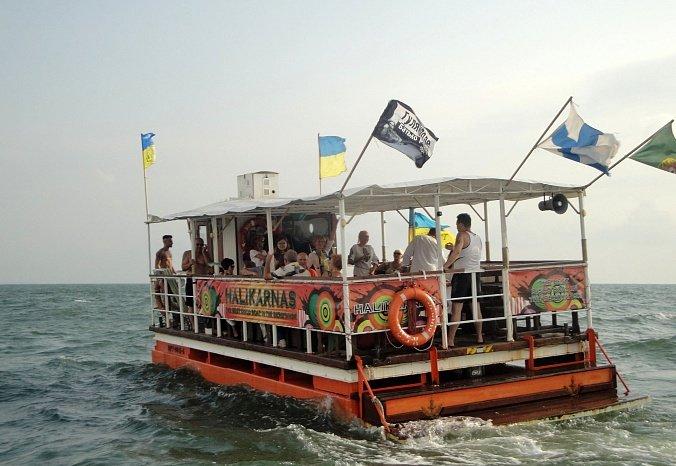 "В Бердянске День независимости отметили и на «аквамайдане"", фото-1"