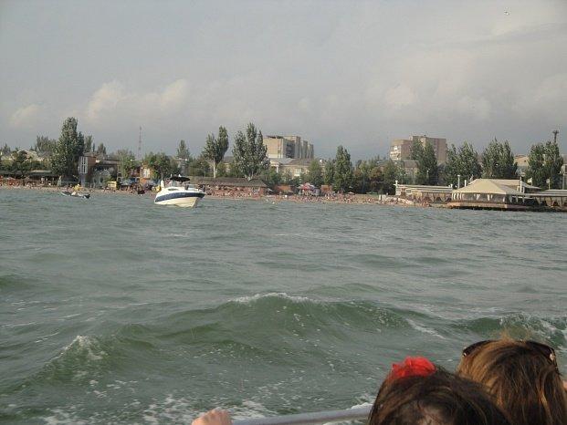 "В Бердянске День независимости отметили и на «аквамайдане"", фото-6"