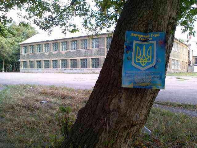 Над Донецком и Луганском к Дню Независимости разбросали десять тысяч украинских флаеров (ФОТО), фото-5
