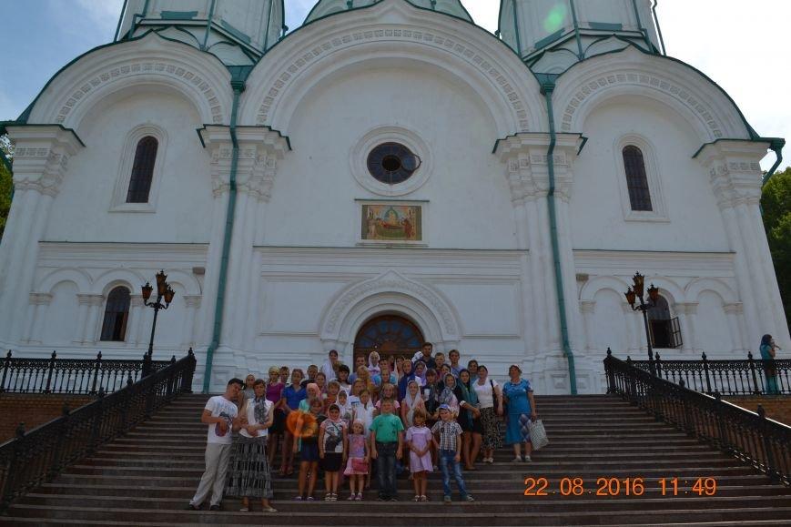 Воскресная школа посёлка Водянское посетила Святогорскую лавру, фото-4