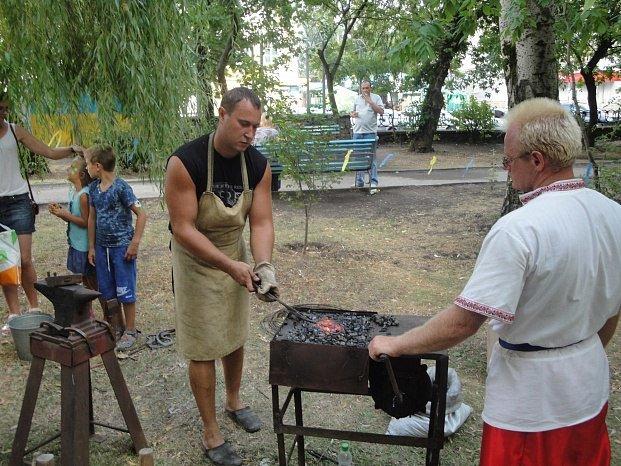 День независимости в Бердянске праздновали семьями, фото-3
