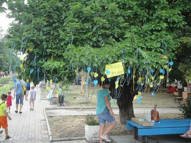 День независимости в Бердянске праздновали семьями, фото-8