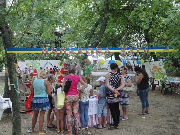 День независимости в Бердянске праздновали семьями, фото-7