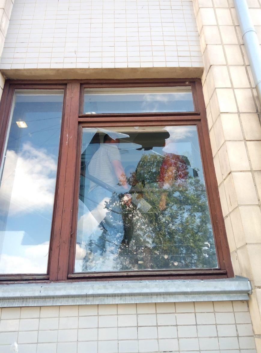 У Білоцерківській РДА пролунав потужний вибух (фото), фото-3