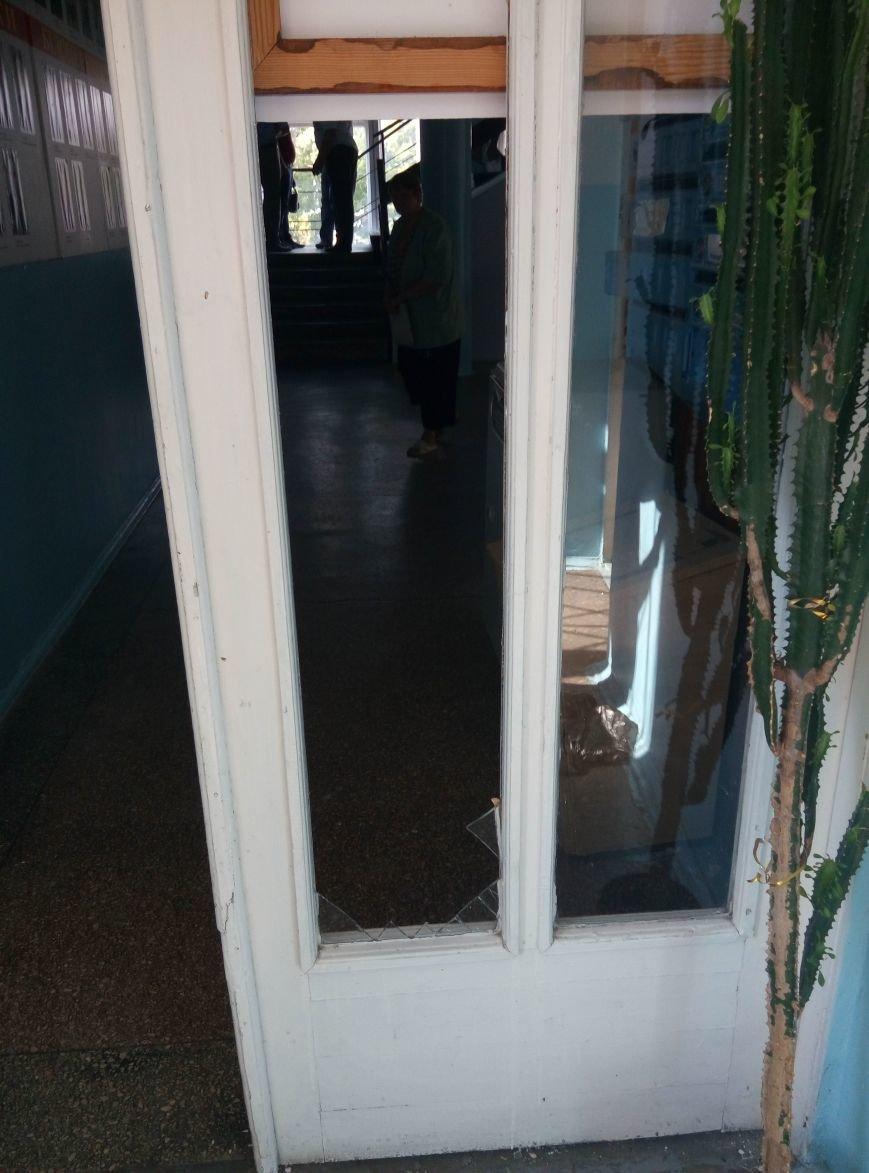 У Білоцерківській РДА пролунав потужний вибух (фото), фото-5