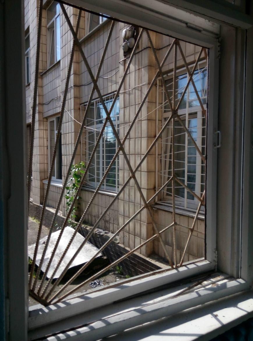 У Білоцерківській РДА пролунав потужний вибух (фото), фото-4