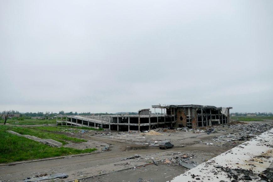 Руины Донецкого аэропорта  - август 2016 года (ФОТО), фото-2