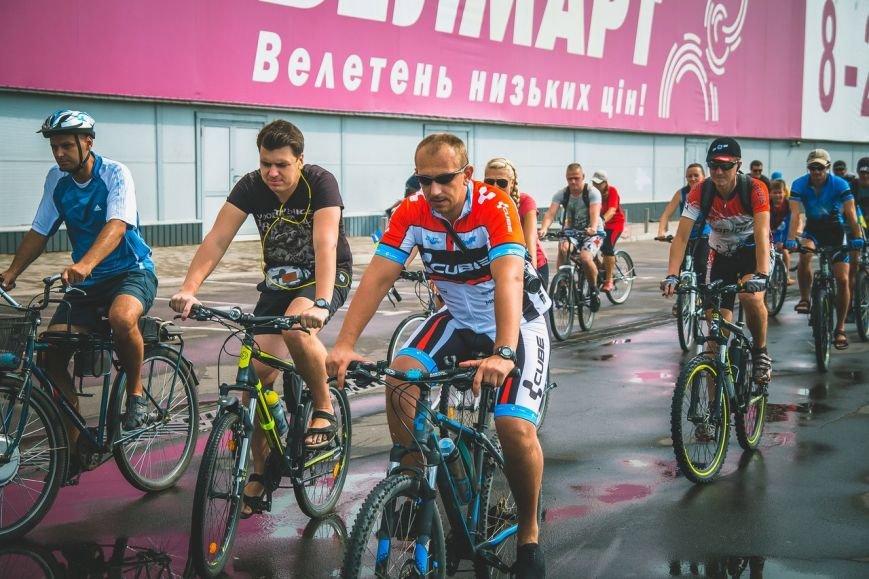Велопробег  в честь Дня независимости Украины состоялся в Бердянске, фото-7