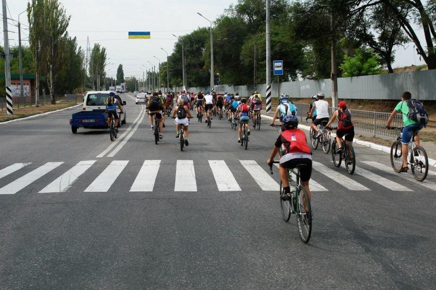 Краматорск принял участие в большом велопробеге, фото-3