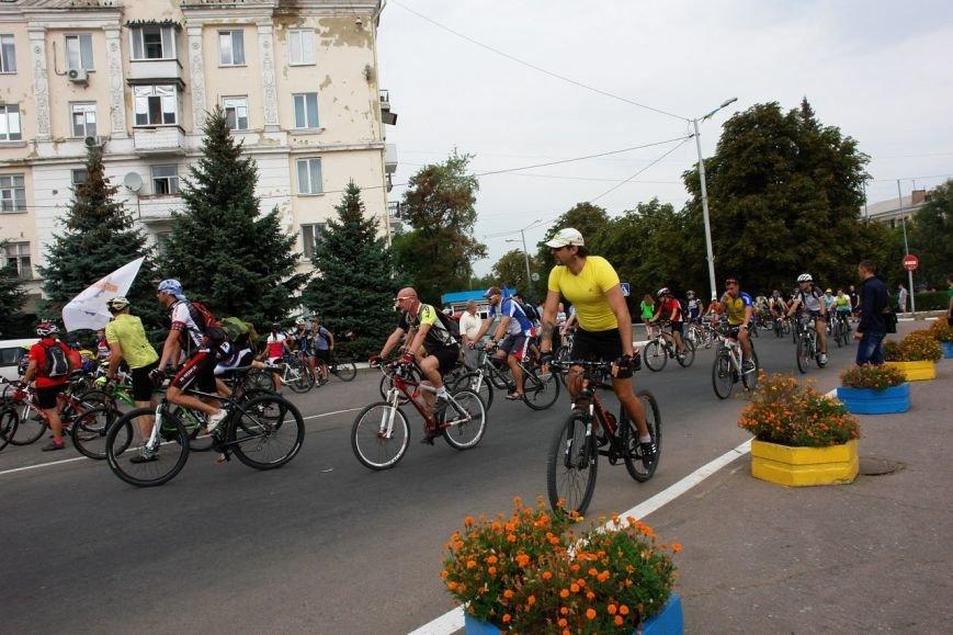 Краматорск принял участие в большом велопробеге, фото-6