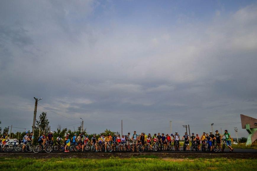 Краматорск принял участие в большом велопробеге, фото-4