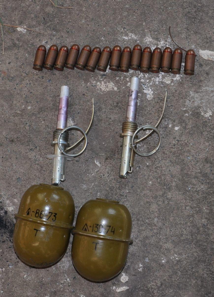У Житомирі СБУ перекрила канал надходження боєприпасів  із району проведення АТО, фото-1