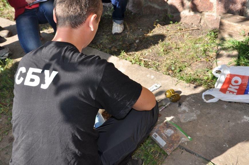 У Житомирі СБУ перекрила канал надходження боєприпасів  із району проведення АТО, фото-2