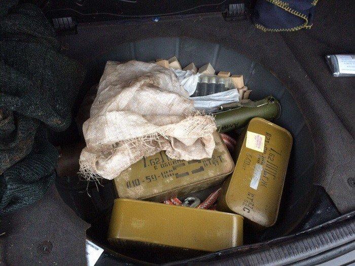 Через Днепропетровщину псевдо бойцы пытались провести гранатометы, мины, сотни патронов (ФОТО), фото-5