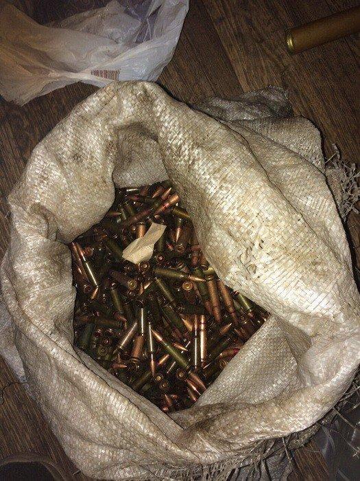 Через Днепропетровщину псевдо бойцы пытались провести гранатометы, мины, сотни патронов (ФОТО), фото-7