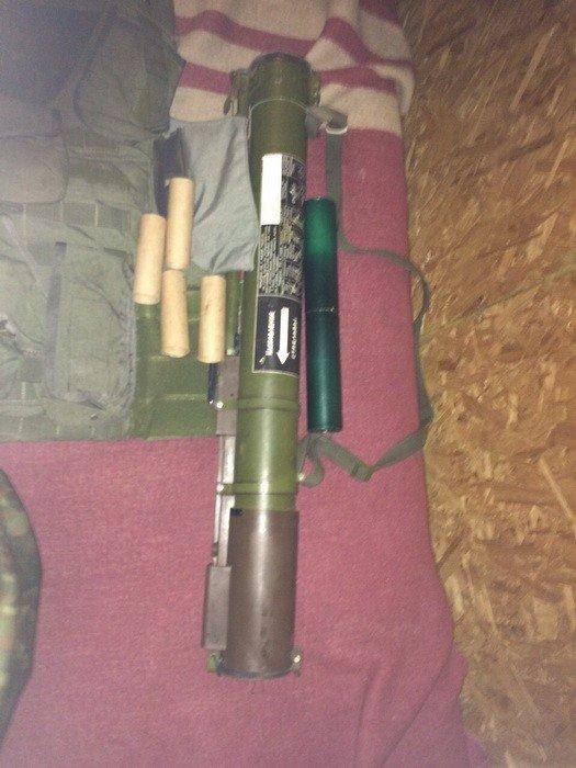 Через Днепропетровщину псевдо бойцы пытались провести гранатометы, мины, сотни патронов (ФОТО), фото-6