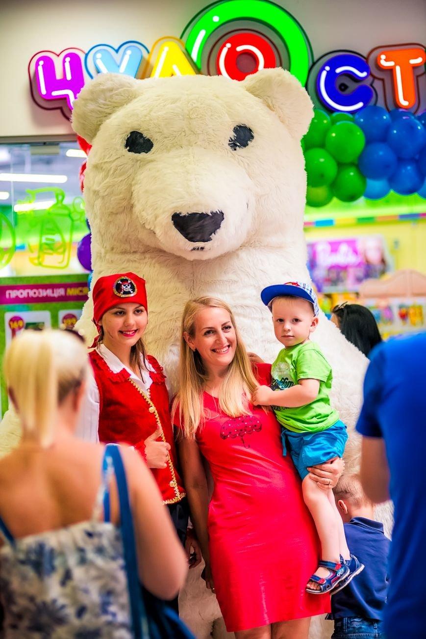 Посети детский супермаркет «Чудо Остров» и выиграй велосипед!, фото-1