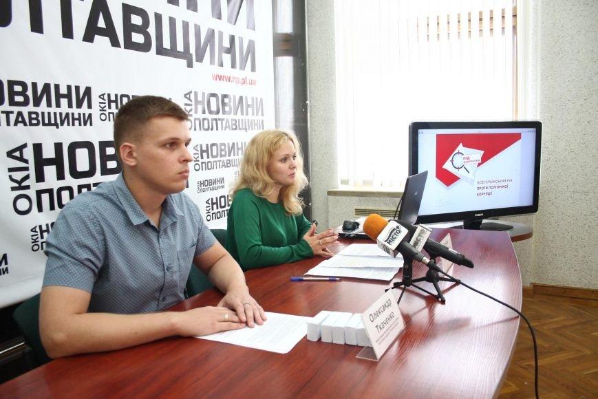 Олександр Ткаченко та Поліна Завадська