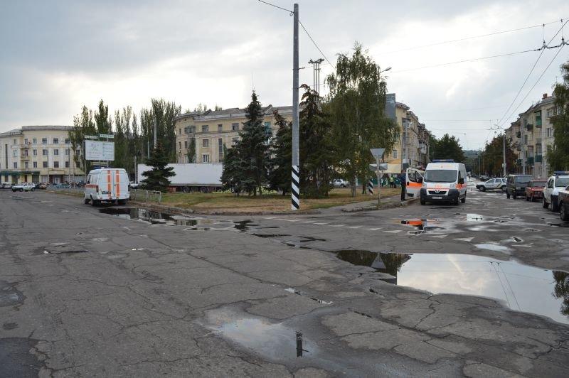 В Краматорске на ж\д вокзале ищут бомбу, фото-3