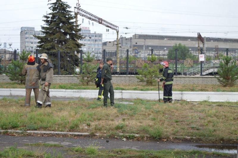 В Краматорске на ж\д вокзале ищут бомбу, фото-2