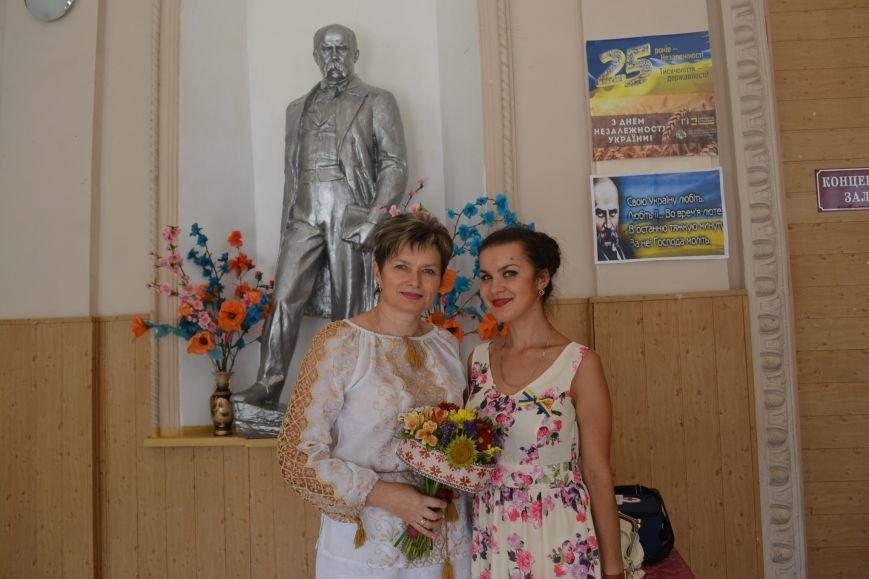 День независимости жители Криворожского района отпраздновали в Вольном (ФОТО), фото-11