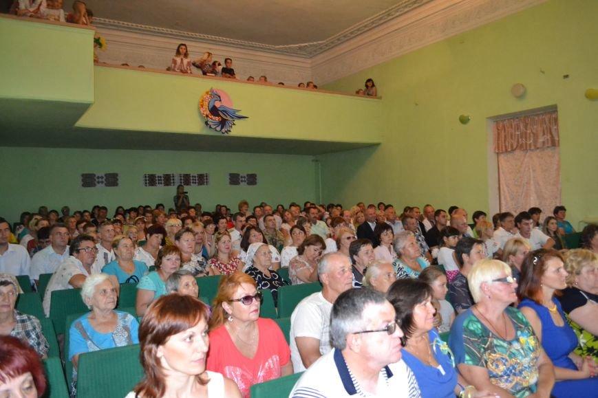 День независимости жители Криворожского района отпраздновали в Вольном (ФОТО), фото-3