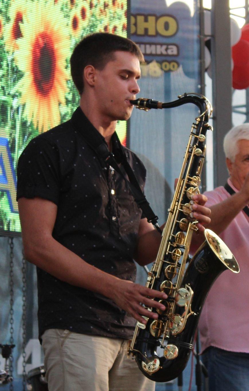 Праздничный концерт в Бердянске на День независимости (ФОТО), фото-2
