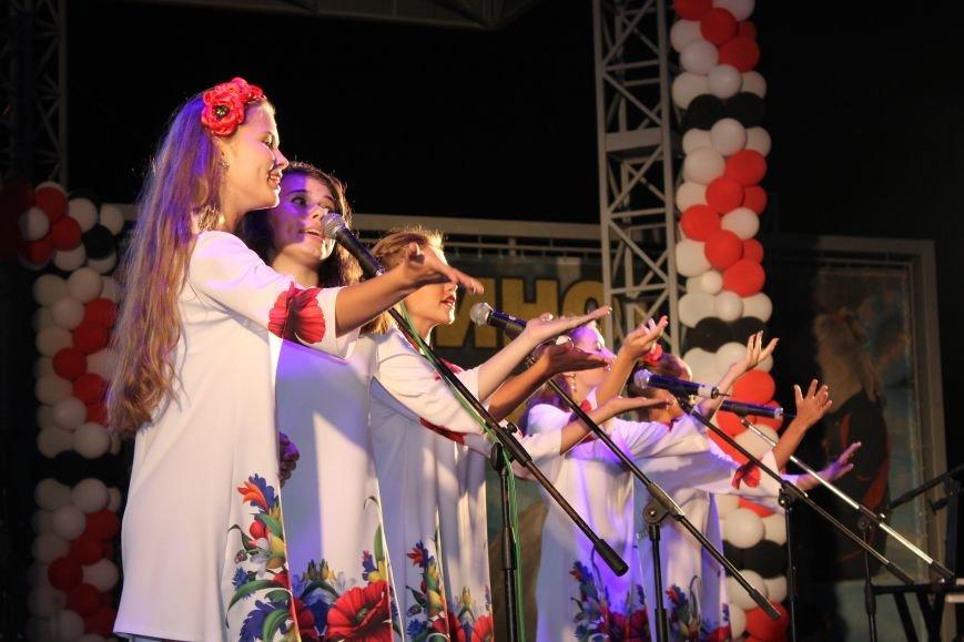 Праздничный концерт в Бердянске на День независимости (ФОТО), фото-8