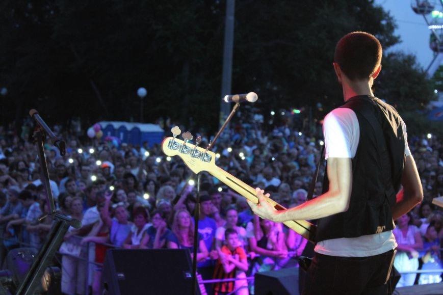 Праздничный концерт в Бердянске на День независимости (ФОТО), фото-5