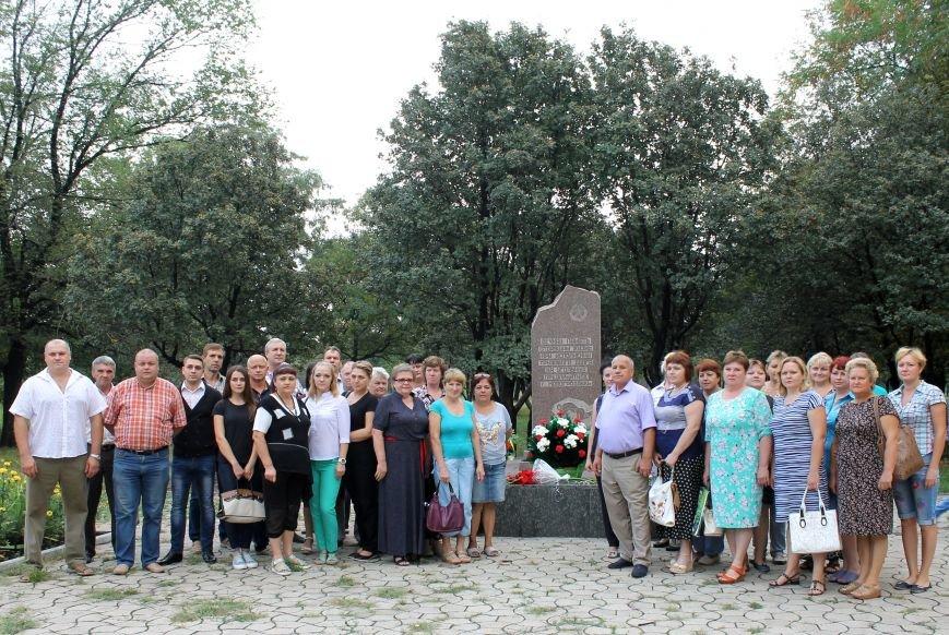 Митинг памяти погибших шахтеров, фото-8