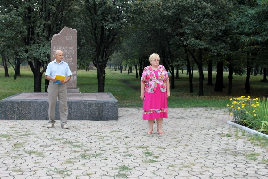 Митинг памяти погибших шахтеров, фото-5
