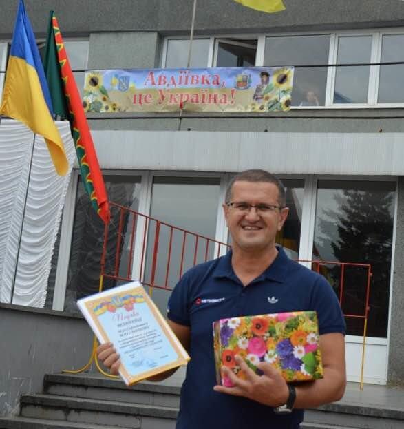 Годовщину   Независимости  Украины авдеевцы отметили шумным праздником (ФОТО), фото-3