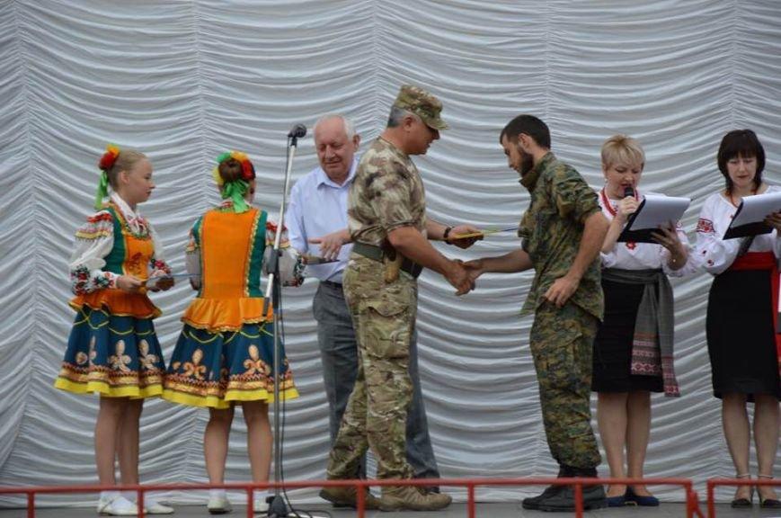 Годовщину   Независимости  Украины авдеевцы отметили шумным праздником (ФОТО), фото-1