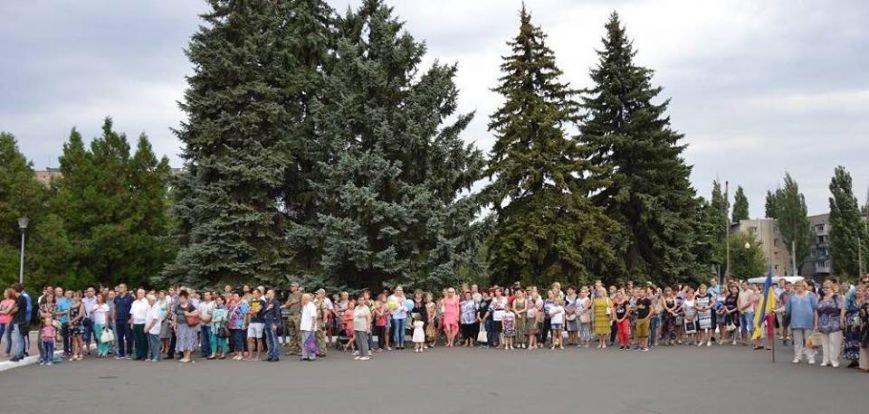 Годовщину   Независимости  Украины авдеевцы отметили шумным праздником (ФОТО), фото-4