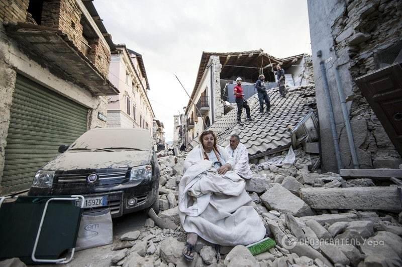 Итальянские города в руинах: подробности ужасных землетрясений (ФОТО), фото-2
