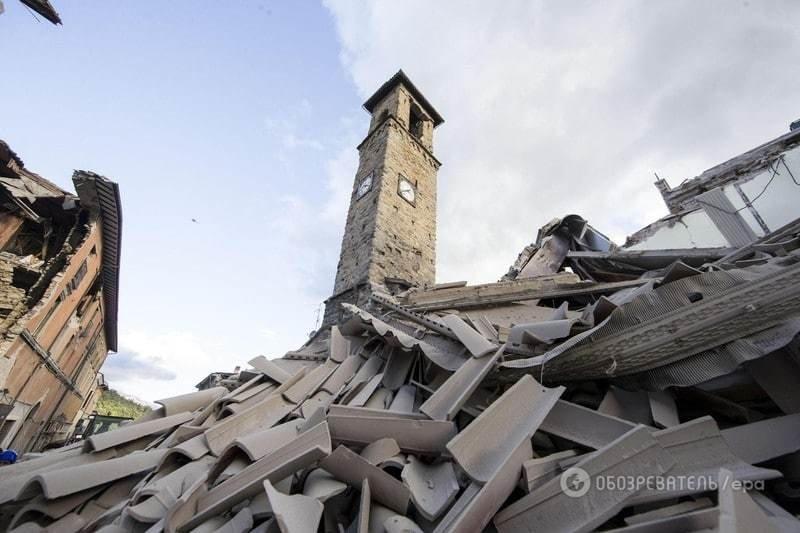 Итальянские города в руинах: подробности ужасных землетрясений (ФОТО), фото-5