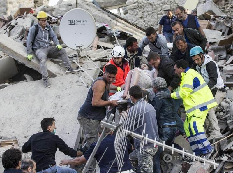 Итальянские города в руинах: подробности ужасных землетрясений (ФОТО), фото-1
