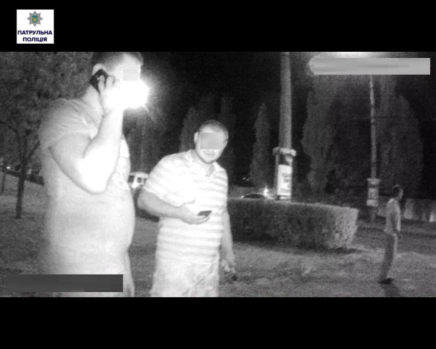 В Николаеве пьяный водитель врезался в дорожный знак (ФОТО), фото-1