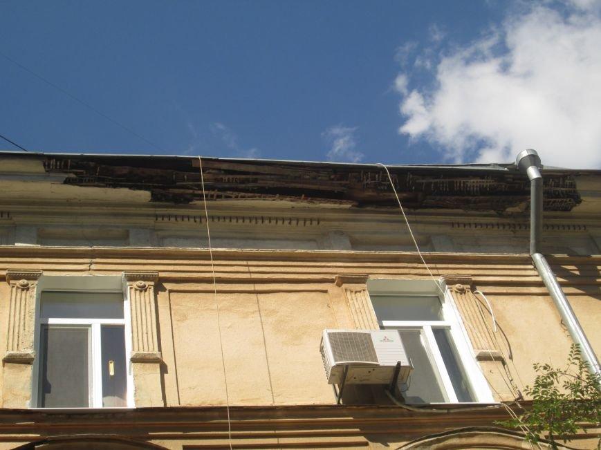 В центре Одессы рабочие сломали историческое крыльцо (ФОТО), фото-10