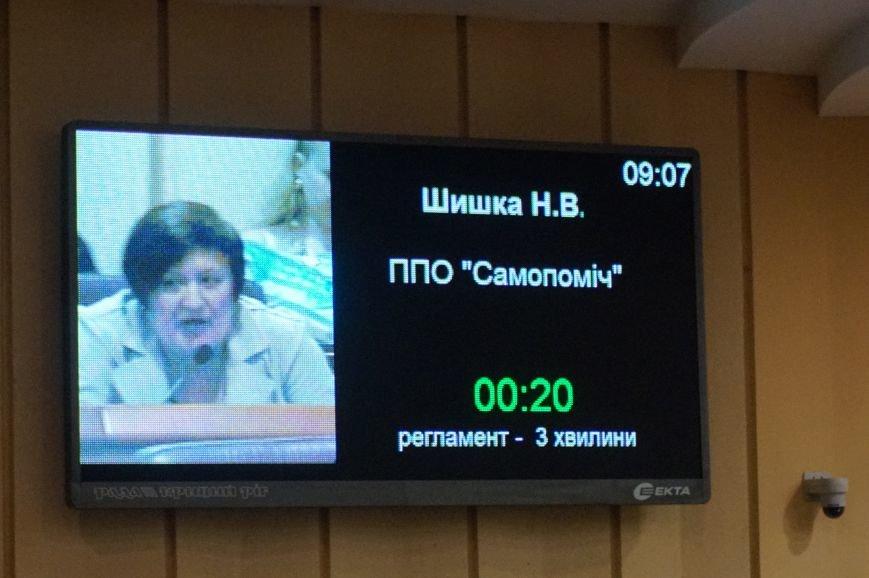 """""""Активных и громких"""" криворожан не будут выгонять с пленарного заседания... пока (ФОТО), фото-5"""