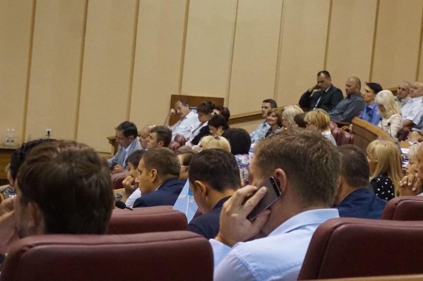 """""""Активных и громких"""" криворожан не будут выгонять с пленарного заседания... пока (ФОТО), фото-6"""