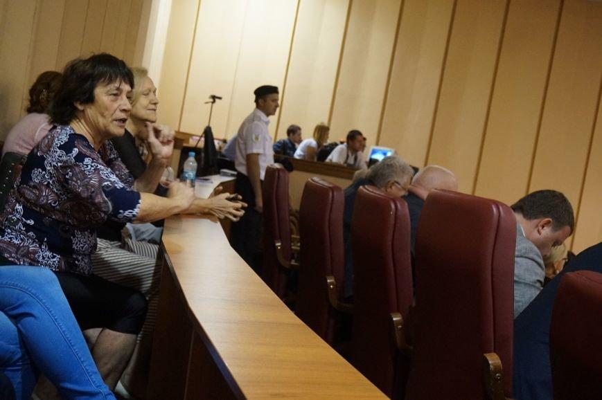 """""""Активных и громких"""" криворожан не будут выгонять с пленарного заседания... пока (ФОТО), фото-10"""