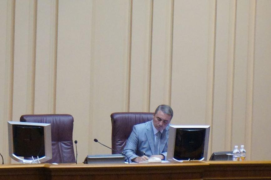 """""""Активных и громких"""" криворожан не будут выгонять с пленарного заседания... пока (ФОТО), фото-4"""