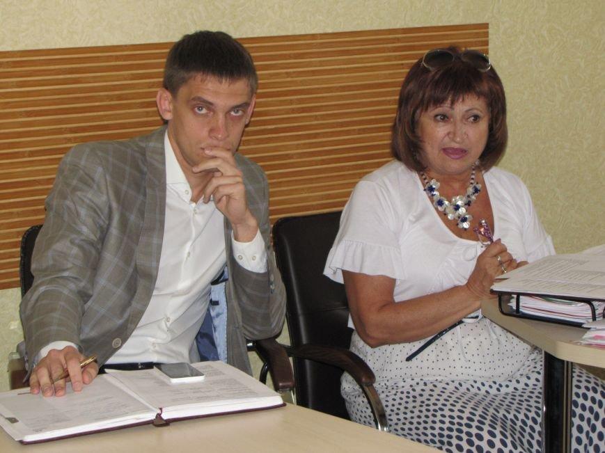 В Мелитополе гости из Коростеня, фото-3