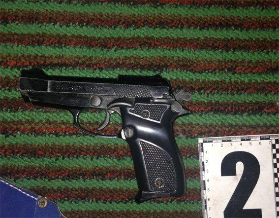 Правоохранители обнаружили у жителя области оружие и боеприпасы (ФОТО), фото-3