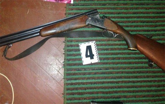 Правоохранители обнаружили у жителя области оружие и боеприпасы (ФОТО), фото-2