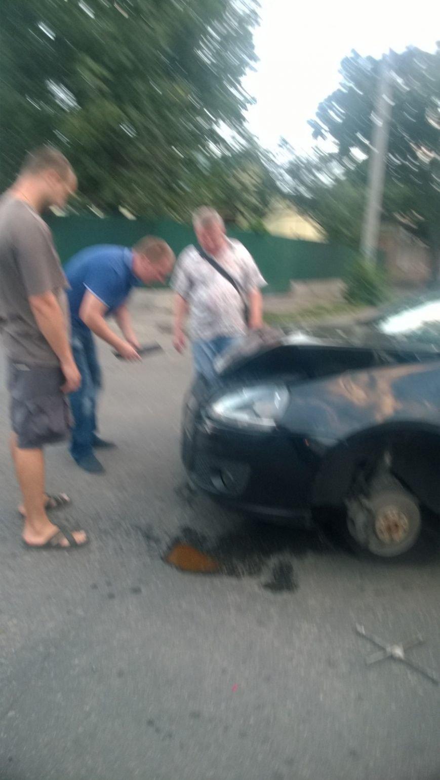 На перекрестке в Кропивницком произошло ДТП (ФОТО), фото-4