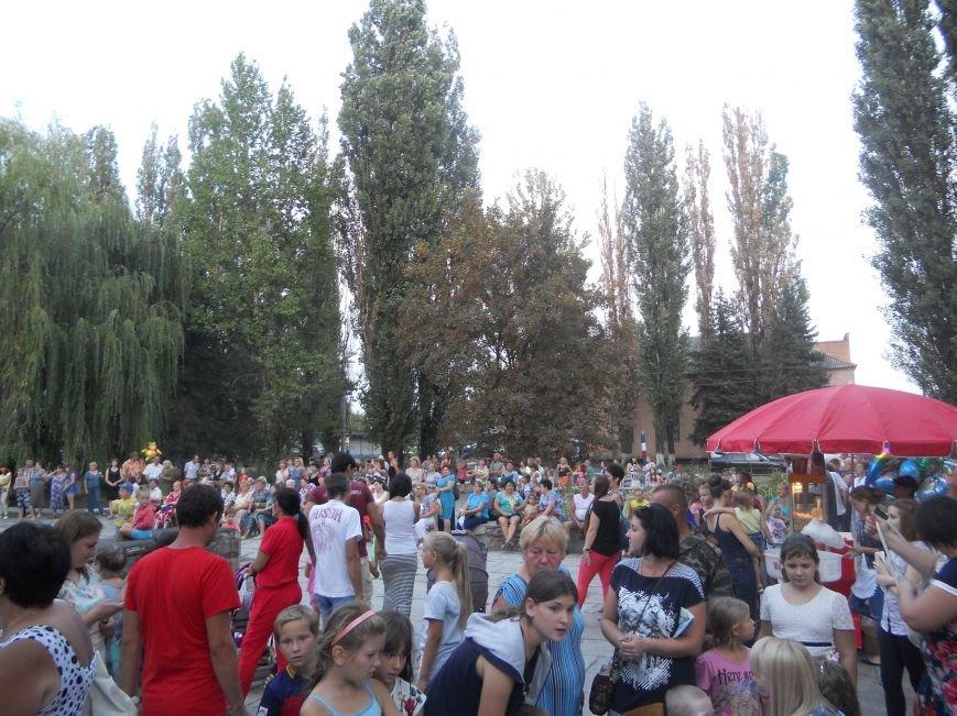 праздник на посёлке им. Кирова